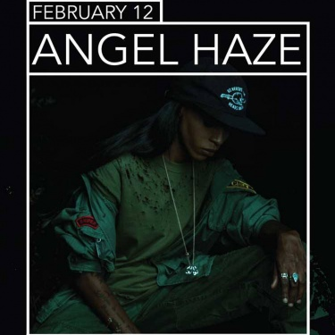 Bringhim opens for Angel Haze - VK