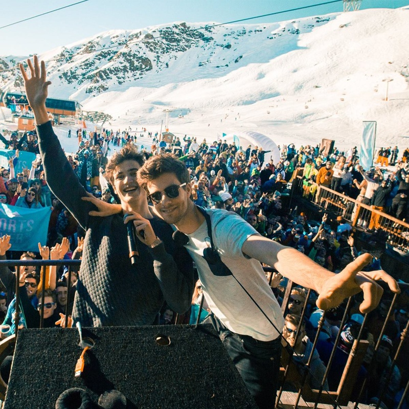 Alex Germys At La Folie Douce Val Thorens Vangarde Music Label